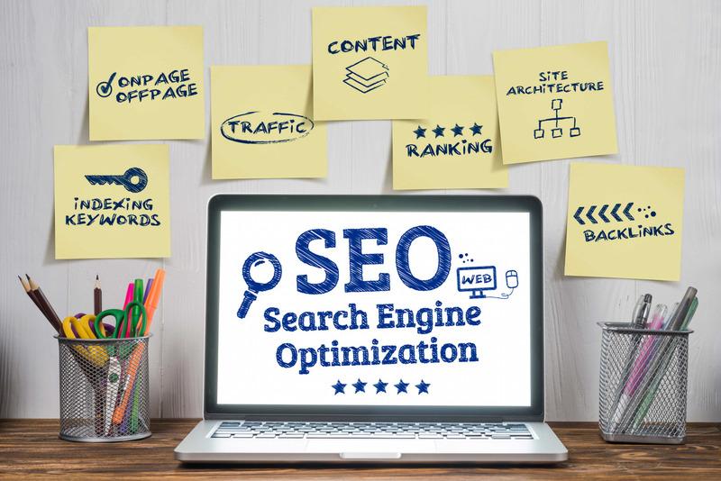 Search Engine Optimisation ( SEO )