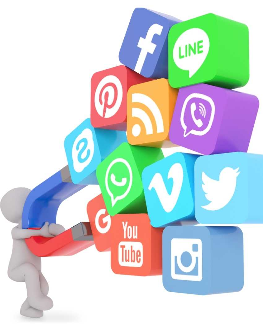 management social media