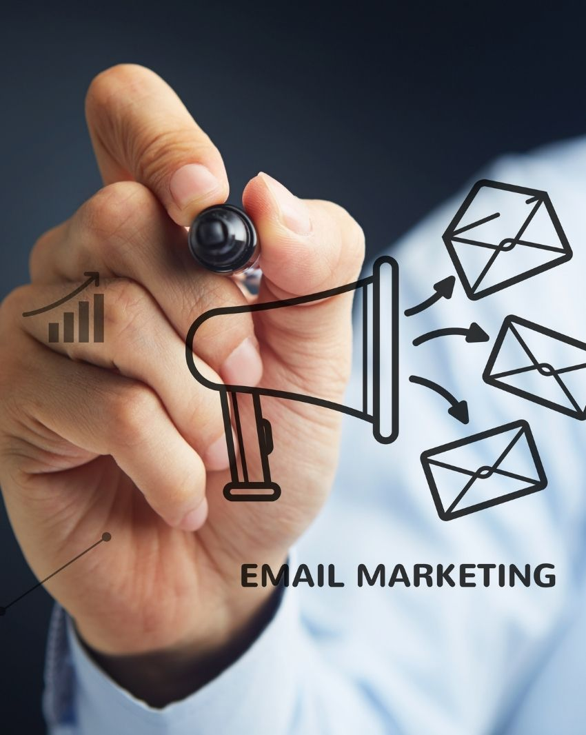 sending email for business