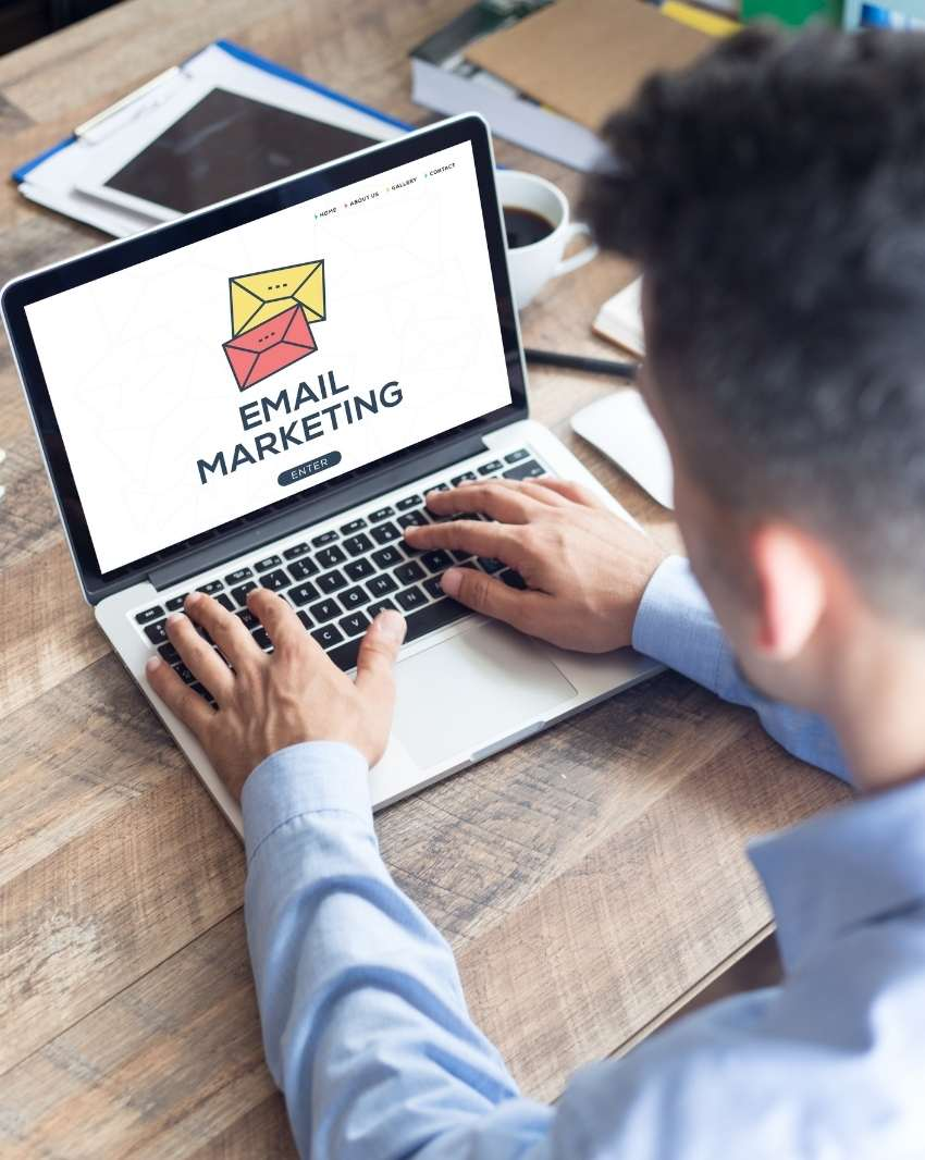 Top email marketing marketing services near me